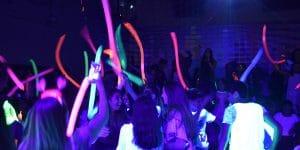 מועדון לבת מצווה ברמת גן תמונה של ריקודים
