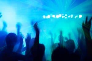 מסיבת מועדון לבת מצווה בפתח תקווה עם אור כחול