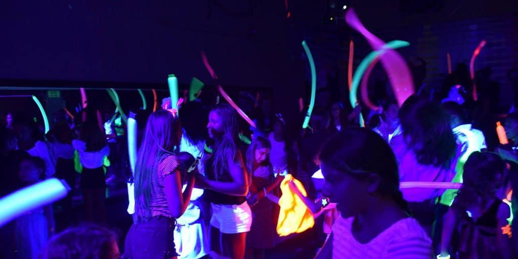 תמונה מתוך מסיבת פול מון לבת מצווה בהפקת מועדון הכוכב