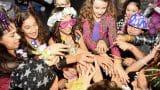 חגיגה בתוך מועדון לבת מצווה בחולון הכוכב