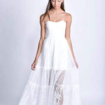 שמלות בת מצווה תחרה