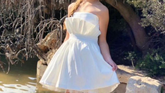 שמלות בת מצווה עדינות